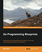 Go Programming Blueprints Front Cover