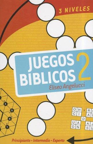 Juegos Bíblicos 2 (Spanish Edition)