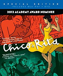 Chico & Rita [Blu-ray] [Import]