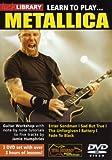 Learn To Play Metallica