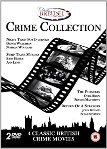 Classic British Cinema Crime Collection - 2DVD Set
