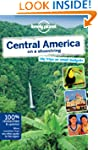 Lonely Planet Central America on a sh...