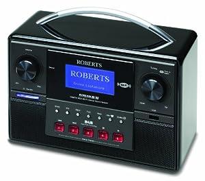 Roberts Stream 83i Stereo DAB/FM/WiFi Internet Radio with 3 Way Speaker System