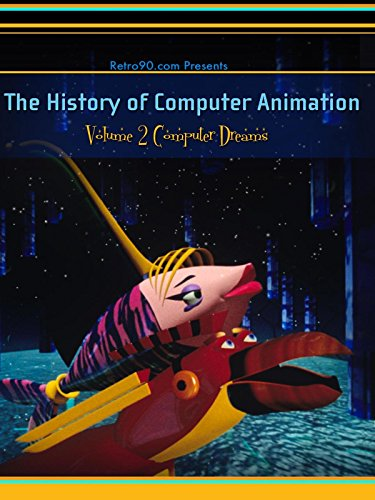 History of Computer Animation Volume 2