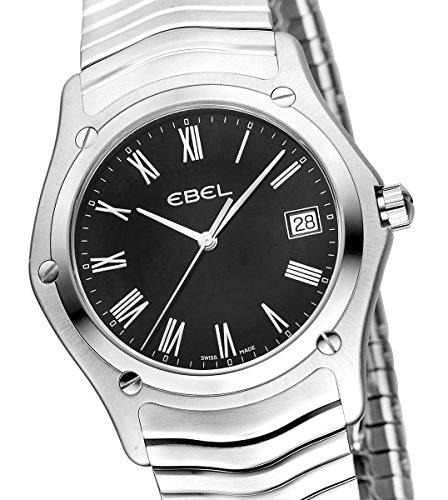 Ebel 1215274 - Reloj , correa de acero inoxidable