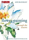 img - for Flower Painting Through the Seasons book / textbook / text book