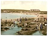 Photographic Print of Victorian Photochrom Bundoran County Donegal, Ireland