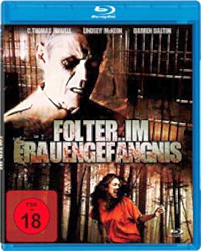Folter im Frauengefängnis [Blu-ray]