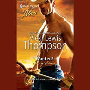 Wanted! | [Vicki Lewis Thompson]