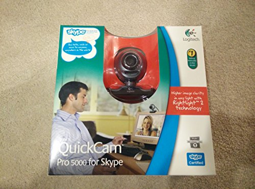 Quickcam Pro 5000 for Skype