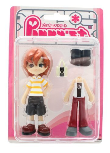 Pinky ST: Pinky Street Figure with Interchangeable Parts - PK011