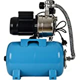 Nocchi Stainless Steel Booster Pressure Pump - 42 Cm X 30 Cm X 60 Cm, Blue
