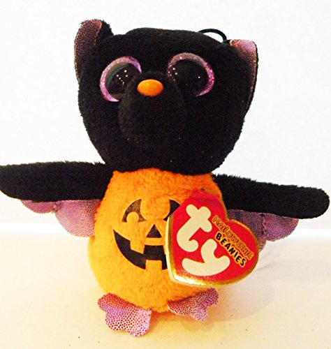 Ty Halloweenie Beanie Batty - Bat - 1
