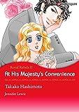 At His Majesty's Convenience (Harlequin comics) thumbnail