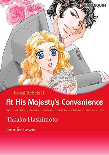 Jennifer Lewis - At His Majesty's Convenience (Harlequin comics)