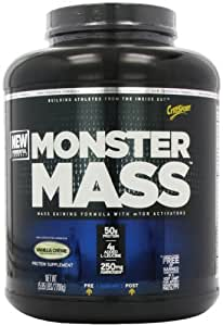CytoSport Monster Mass 2700 g Vanilla Weight Gain Shake Powder