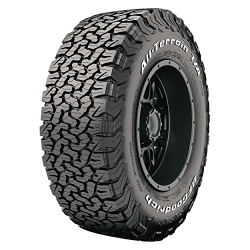 BFGoodrich All-Terrain T/A KO2 Radial Tire - 275/70R17 121R (Bfg At Tires compare prices)