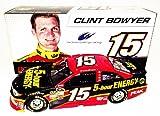 *2X AUTOGRAPHED* 2013 Clint Bowyer / Brian Pattie #15 5-HOUR ENERGY (Waltrip Racing) Lionel 1/24 NASCAR (Gen 6) SIGNED Diecast Car