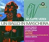 echange, troc Tagliavini, Verna, Valdengo, Tass - Verdi: Un Ballo in Maschera