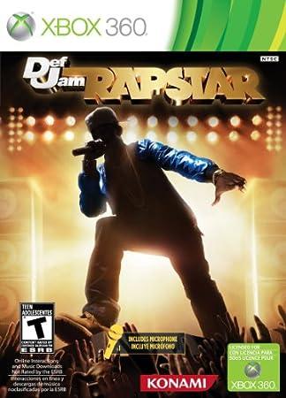 Def Jam Rapstar Bundle