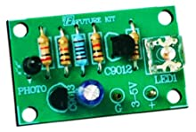 Infrared Remote Control Checker Electronic Circuit Kit : FA933