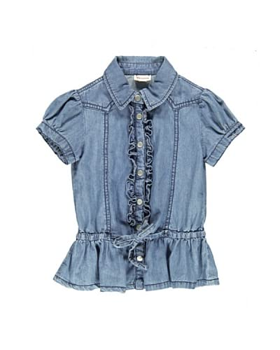 Brums Camicia Denim [Blu]