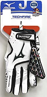 Mizuno 330260 Youth Techfire Switch Batting Gloves