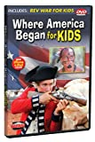 Where American Began for Kids, DVD