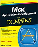 Mac Application Development For Dummies ebook download