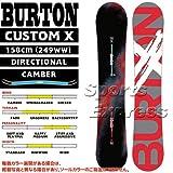 13-14 2014 BURTON CUSTOM X 158 カスタム エックス バートン