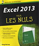 Livre d&acute;occasion Informatique et Internet : Excel 2013 pour les nuls