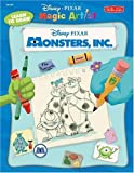 img - for Monsters, Inc (DMA LearntoDraw Books) by Lori Heiss (2003-01-01) book / textbook / text book