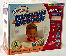 Hooked on Phonics Master Reader Premium Age 7-9 Edition