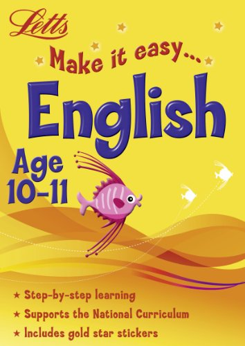 English Age 10-11 (Letts Make It Easy)