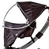 4moms Origami Weather Cover, Black