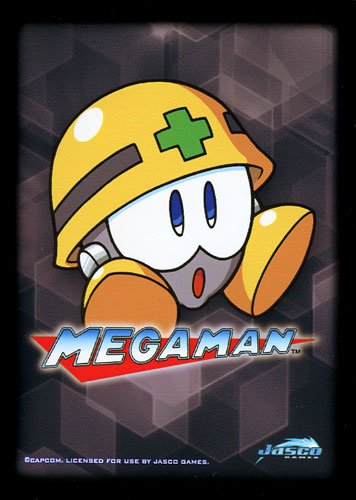 Ultra Pro Mega Man Met Standard Card Sleeves [50 ct] - 1