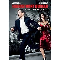 The Adjustment Bureau