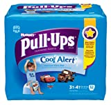 Pull-Ups Training Pants with Cool Alert, Boys, 3T-4T, 52 Count
