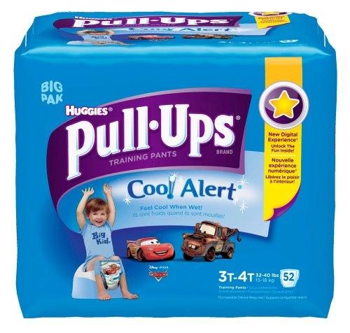 Pull-Ups Training Pants  Cool Alert, Boys, 3T-4T,