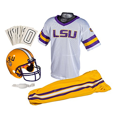 NCAA Fightin Tigers Youth Uniform Set