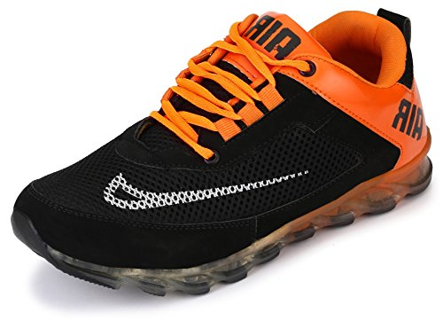 Afrojack men's air+ sports casual shoes