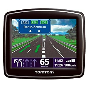 TomTom ONE IQ RoutesTM-Edition Navigationsgerät  (TMC, Europa, Fahrspurassistent, Text-to-Speech, intelligente Routenberechnung)