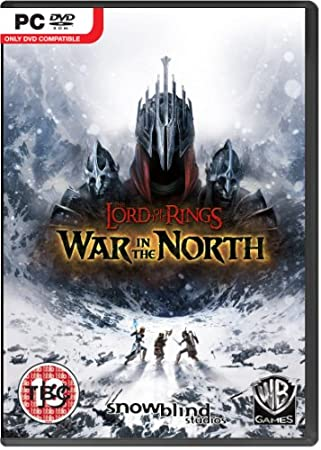 Lord of the Rings: War in the North (PC DVD)