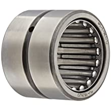 Koyo Needle Roller Bearing, Heavy Duty, HJ Type, Open, Oil Hole, Steel Cage, Inch