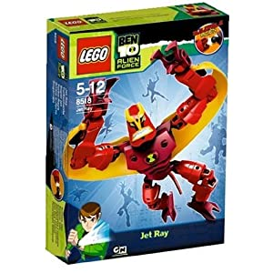 Ben 10 Lego