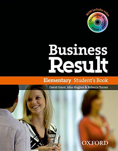 Business Result Elementary: Student's Book with DVD-ROM and Online Workbook Pack