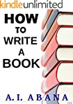 How to Write a Book (English Edition)
