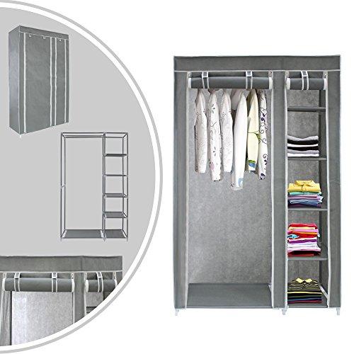leogreen-armoire-et-penderie-de-rangement-en-toile-couleur-grise-xl-105-x-43-x-172-cm