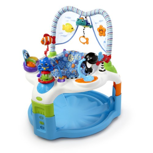 New Baby Einstein Baby Neptune Activity Center