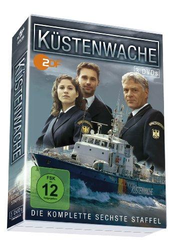 Küstenwache - Die komplette sechste Staffel (3 DVDs)